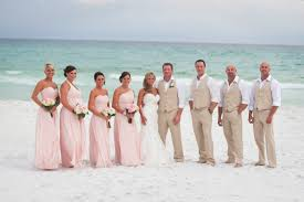 beach wedding attire for men and women www dressyourcore com