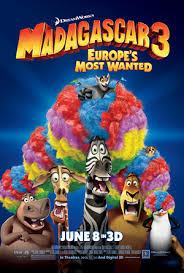 madagascar 3 europe u0027s wanted