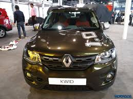 new renault kwid auto expo 2016 renault kwid 1 0 sce and easy r with amt unveiled