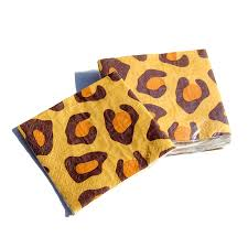 leopard print party supplies leopard print party napkins leopard print birthday theme