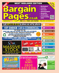 Bargain Pages Midlands 18th October 2013 by Loot issuu