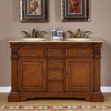 bathroom floating double sink vanity how high are bathroom