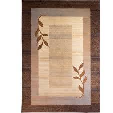 Brown Area Rugs Andover Mills Eugenia Brown Area Rug Reviews Wayfair