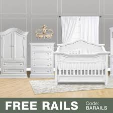 Convertible Crib Nursery Sets Baby Appleseed 3 Nursery Set Millbury 3 In 1 Convertible