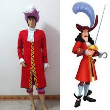 Captain Hook Halloween Costume Buy Wholesale Peter Pan Costumes Adults China