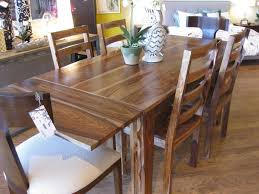 round reclaimed wood dining table ideas u2014 dahlia u0027s home
