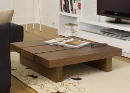 30 photos large square wood coffee tables