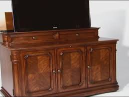tv lift cabinet costco banyan creek tv lift cabinet video gallery