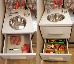 Diy Kitchen Sink by Diy Modern Play Kitchen Plays Woodworking Crafts And Diy Play
