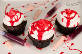 edible blood how to make edible blood bloody cupcakes