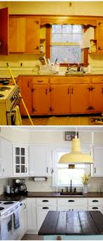 kitchen cabinets design ideas photos for small kitchens small kitchen remodels before and after pictures to drool