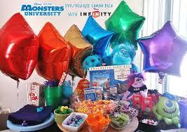 25 monsters university movie night treats comic family