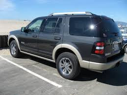 2007 ford explorer eddie bauer reviews 2007 ford explorer eddie bauer edition there is one at carmax in
