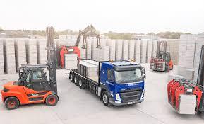 volvo trucks customer service volvo fm tridem 8 4 helps monda precast deliver market leading
