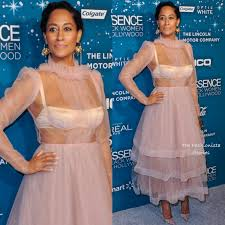 ross black friday tracee ellis ross in lethicia bronstein at the 10th essence black