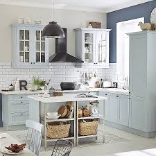 cuisines delinia la fontaine aux cuisines beautiful meuble de cuisine bleu delinia