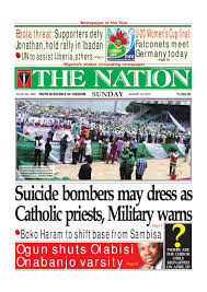 the nation august 24 2014 by the nation issuu