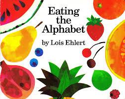 eating the alphabet by lois ehlert la petite foodie