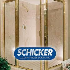 Schicker Shower Doors Schicker Luxury Shower Doors Shower Glass Installation