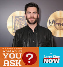 wes bentley american horror what would you ask wes bentley