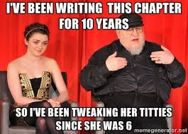 Hard Dick Meme - i trolled westeros page 3 is winter coming