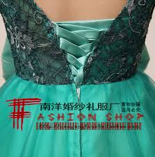 teal tulle tulle v neck sequin teal teal prom dress with big bow cheap