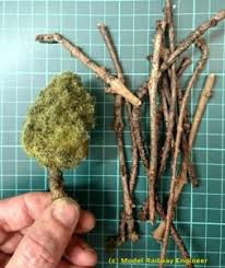 the cheapest technique for model trees they look great
