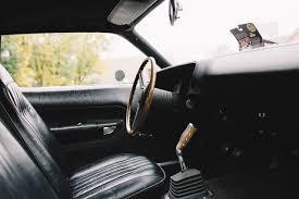 1970 Cuda Interior A Bold Barracuda That U0027s All Muscle Wsj