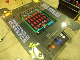 Table Top Arcade Games Mr Pinball Arcade Table Tops
