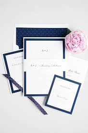 wedding invitations navy sophisticated navy wedding invites wedding invitations