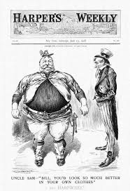 presidential obesity taft bathtubs and the medicalization of