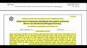 texas real estate contract process youtube