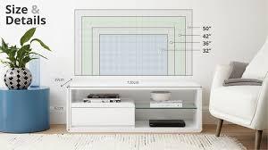 Living Room Tv Table Compact White Gloss Tv Table White High Gloss Tv Unit Uk