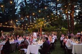 Backyard Wedding Reception by How To Decorate A Backyard Wedding Reception 5 Guides Daily