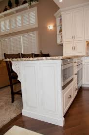 Kitchen Island Corbels Creative Kitchen Design Manasquan New Jersey By Design Line Kitchens