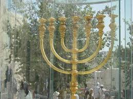 jerusalem menorah the menorah seven branches or nine united with israel
