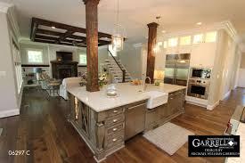 100 house plan front kitchen 100 bi level house plans