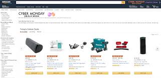 amazon black friday and cyber monday deals amazon cyber monday deals u0026 sales 2015