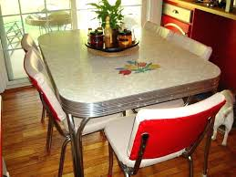 1950s chrome kitchen table and chairs vintage formica kitchen table and chairs table and chairs retro