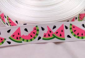 grosgrain ribbon by the yard 1 yards 7 8 watermelon grosgrain ribbon grosgrain ribbon yards