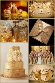 gold wedding theme gold wedding ideas are you into heavy metal david tutera