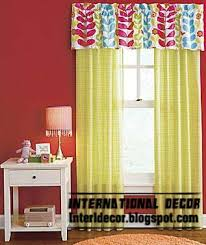 Curtains For Kids Room Home Design Ideas And Pictures - Kids room curtain ideas