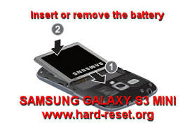 reset factory samsung s3 mini how to improve battery performance at samsung galaxy s3 mini i8190