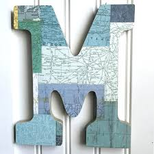 Decorating Wooden Letters Decoration Letters Wood Worlddaily