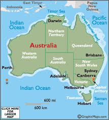 australia map capital cities australian comparison map philippines