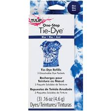 amazon com tulip one step dye refills blue