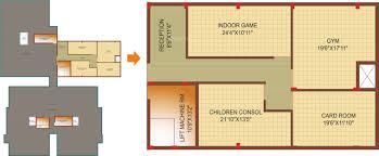 floor plan for gym satyakant kailash in patia bhubaneswar price location map