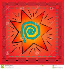 southwestern designs southwestern design stock vector illustration of tribal 6118519