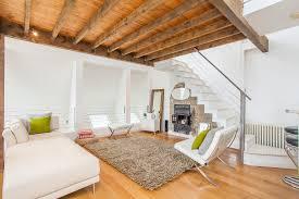 penthouse loft with terrace london lofts