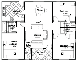 small bungalow floor plans bungalow house plans floor plan story modern bungalow house